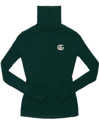 Шерстяная свитер Gucci