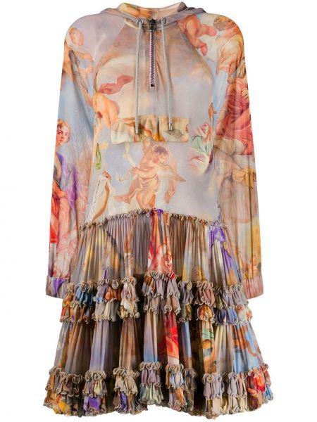 Платье винтажная с капюшоном Moschino Pre-owned