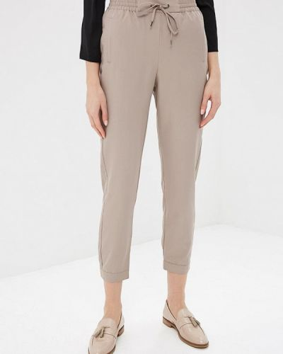 Коричневые брюки Sela
