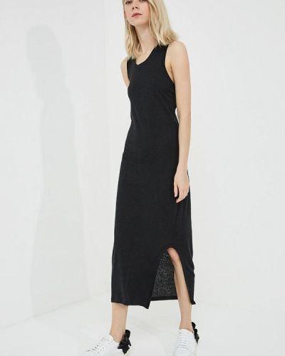 Черное платье Zoe Karssen