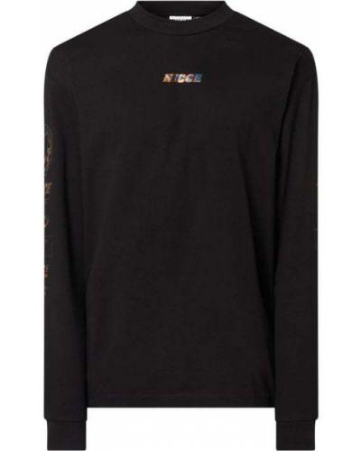 Czarna bluza bawełniana Nicce