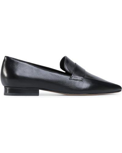 Туфли на каблуке - черные Eva Longoria
