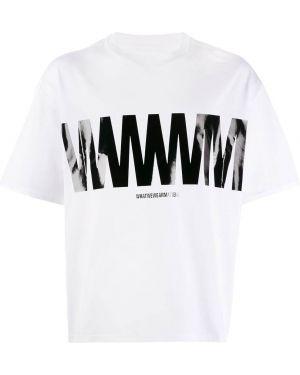 Футбольная футболка со стразами Wwwm
