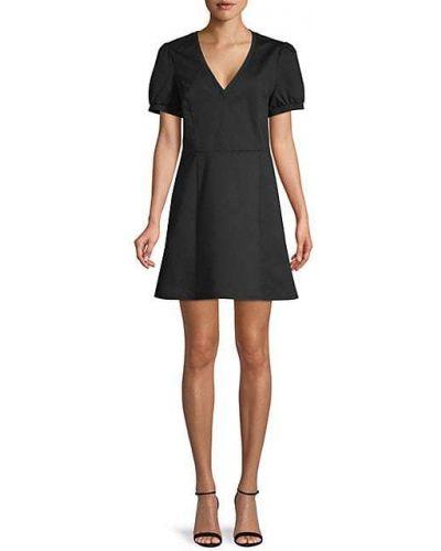 Свободное черное платье свободного кроя Bcbgeneration