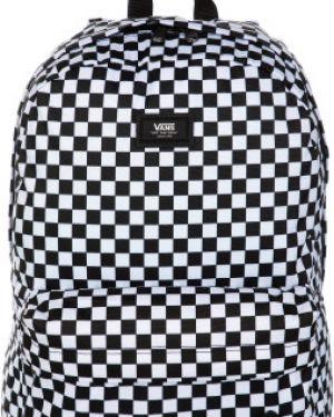 Белый рюкзак для ноутбука на бретелях Vans