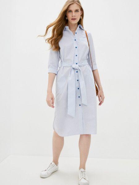 Городское белое платье Doroteya