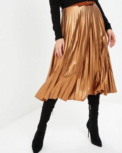 Плиссированная юбка осенняя Imperial