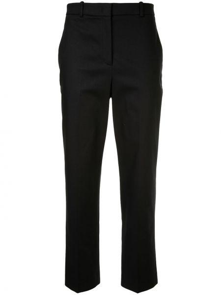 Классические брюки с поясом с карманами Jil Sander Navy