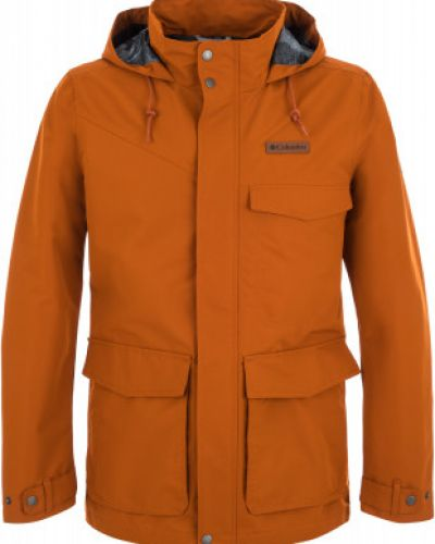 Длинная куртка спортивная с капюшоном Columbia