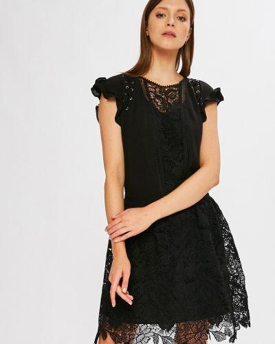 Платье мини с оборками Silvian Heach