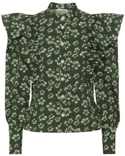 Zielona koszula Custommade