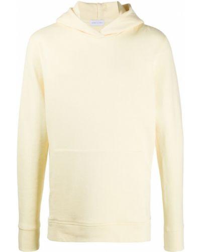 Bluza z kapturem z kapturem żółty John Elliott