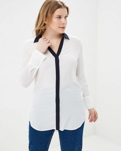 Блузка белая весенний Marks & Spencer