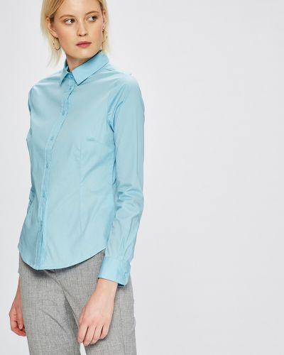 Блузка однотонная прямая Sh