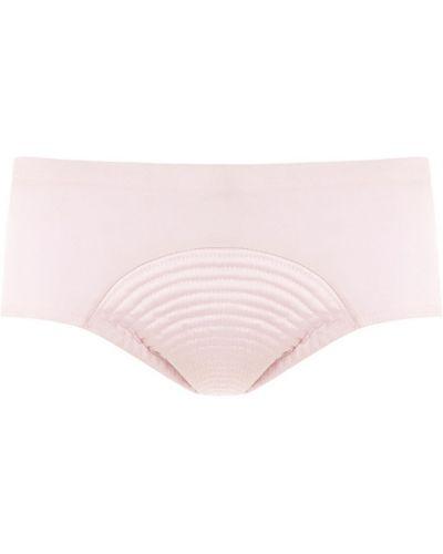 Розовые плавки с подкладкой Amir Slama