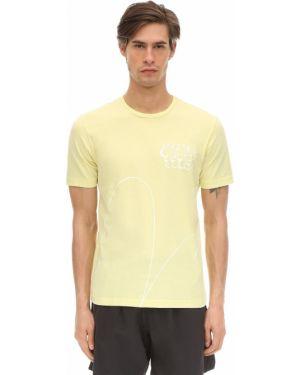 Prążkowany t-shirt Oakley X Jeff Staple