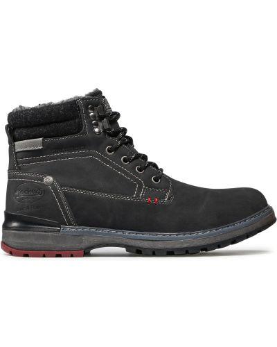 Ботинки - черные Dockers By Gerli