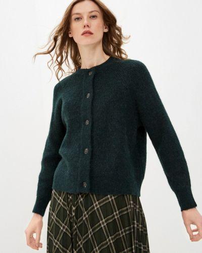 Зеленая зимняя кофта Selected Femme