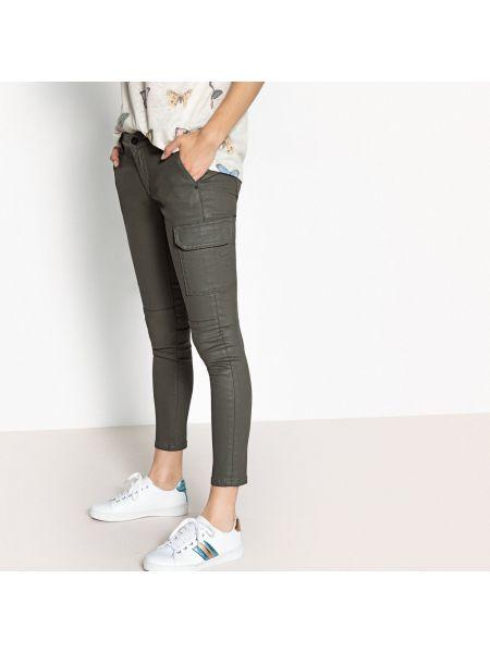 Брюки зауженные брюки-сигареты Pepe Jeans