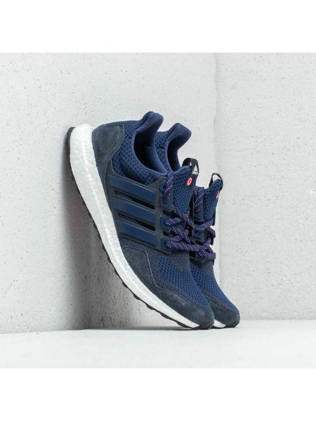 Niebieskie półbuty Adidas Consortium