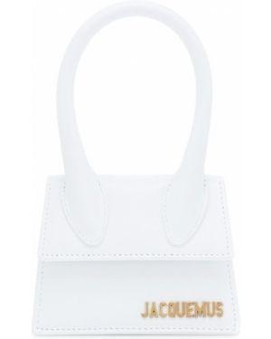 Skórzana torebka mini na ramię Jacquemus