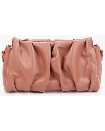 Коричневая сумка через плечо Pinkkarrot