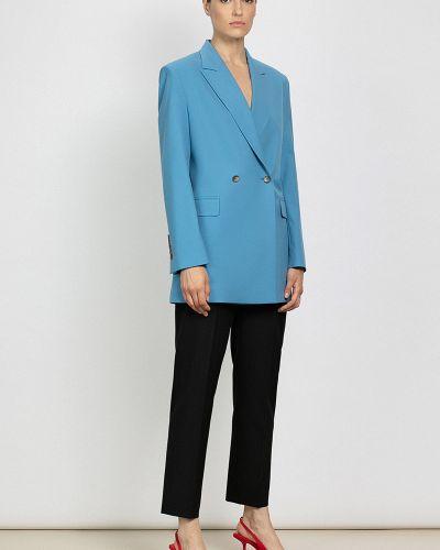 Пиджак оверсайз - зеленый Vassa&co