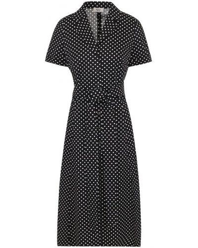 Платье миди с поясом Weill
