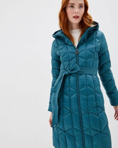 Зимняя куртка осенняя бирюзовый Odri Mio