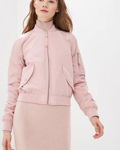 Розовая куртка Modis