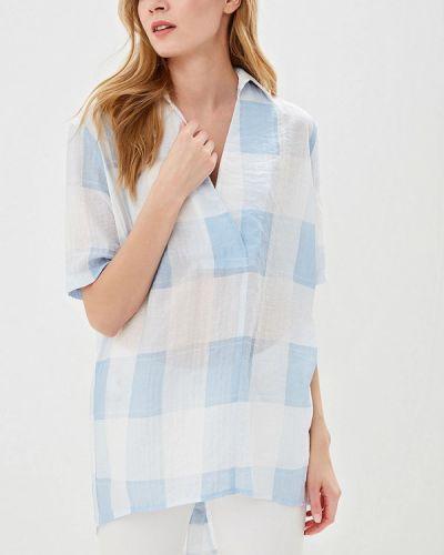 Блузка с коротким рукавом весенний мадам т