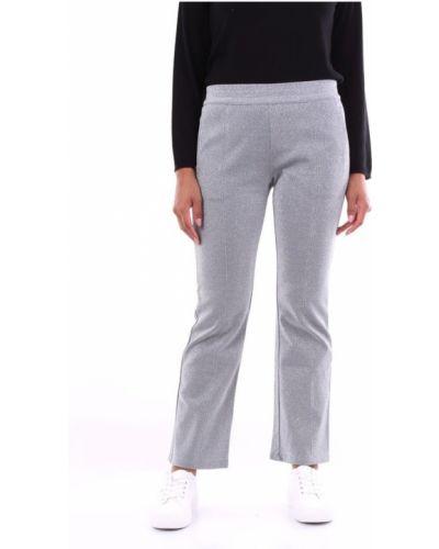 Spodnie srebrne Douuod