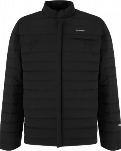 Черная теплая куртка Merrell