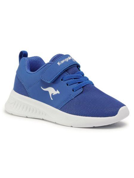 Niebieskie sneakersy Kangaroos