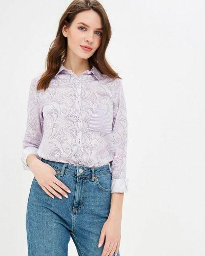 Рубашка с длинным рукавом фиолетовый Giorgio Di Mare