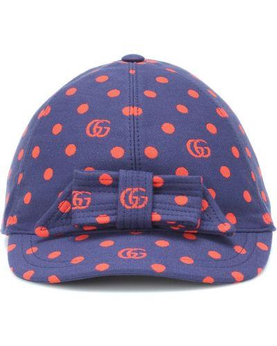 Bawełna bawełna czapka Gucci Kids