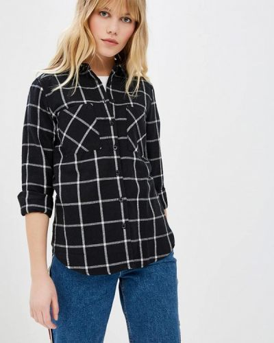 Рубашка - черная Fresh Brand