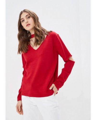 Красный пуловер Care Of You