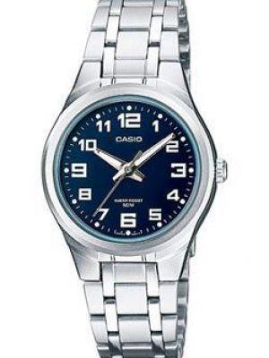 Часы водонепроницаемые кварцевые стрелочные Casio