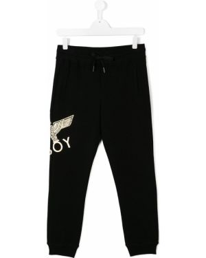 Черные брюки Boy London Kids