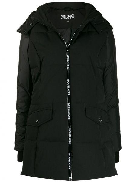 Черное пальто Michael Michael Kors