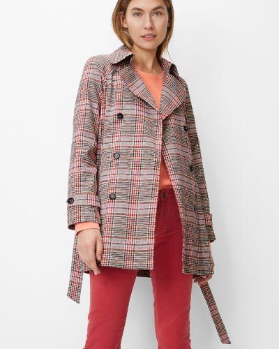 Классический классический пиджак с воротником свободного кроя на пуговицах Marc O' Polo