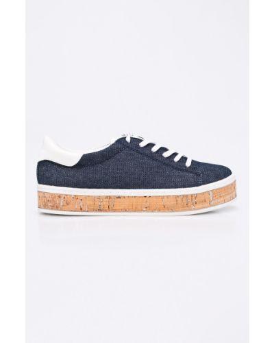 Кроссовки на шнуровке мягкие S.oliver