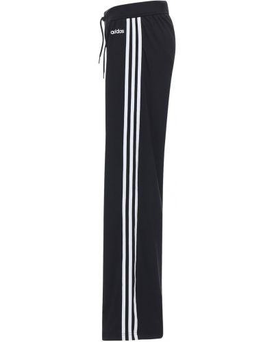 Прямые брюки с завязками эластичные Adidas Performance