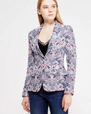 Разноцветный пиджак Soeasy