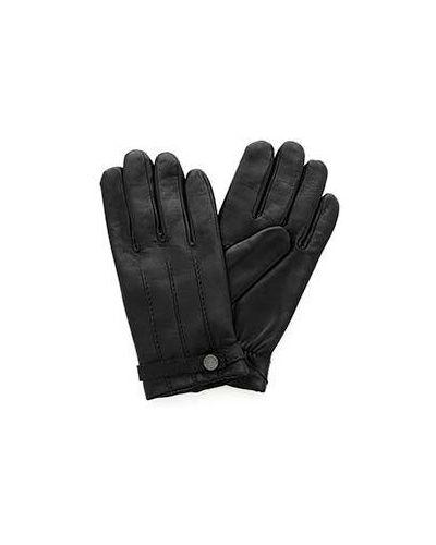 Кожаные перчатки зимние повседневный Smalto