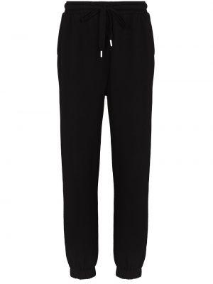 Хлопковые спортивные брюки - черные The Upside