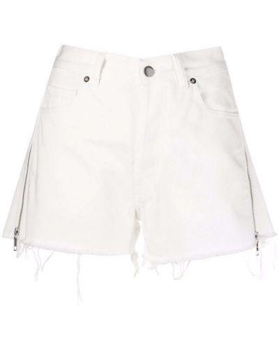 Белые хлопковые шорты Almaz