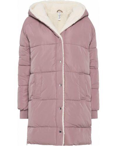 Шерстяная куртка с декоративной отделкой Bonprix