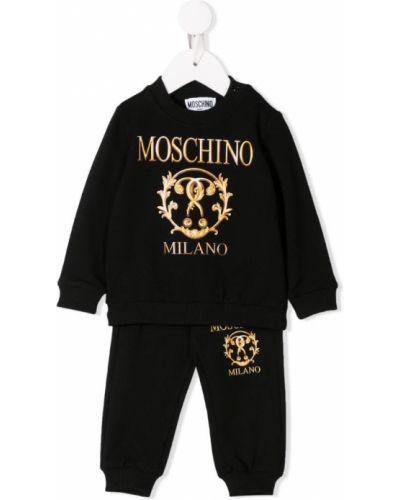 Костюм с манжетами круглый Moschino Kids